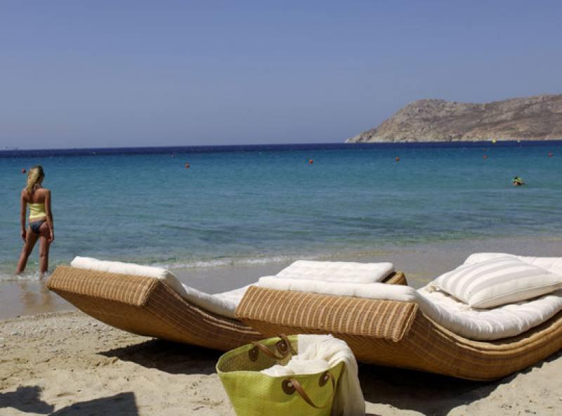 Hotel Myconian Imperial Thalasso Resort - Elia Beach - Mykonos